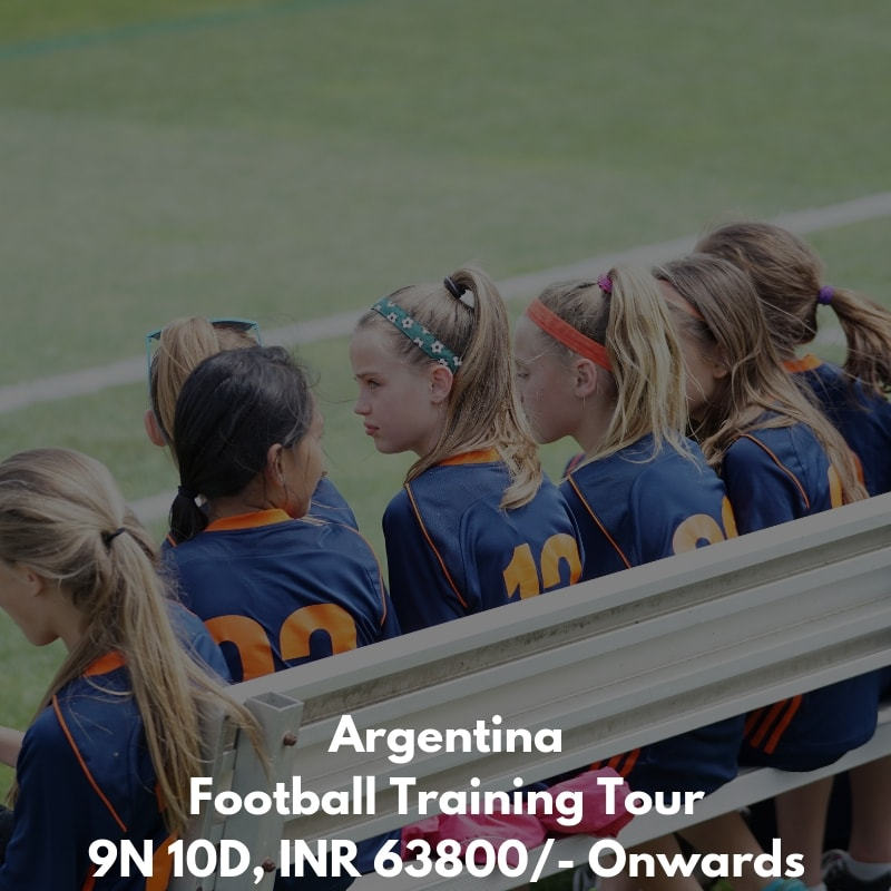Argentina Football Training Tour