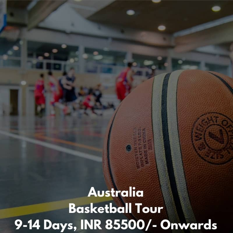 Australia Basketball Tour