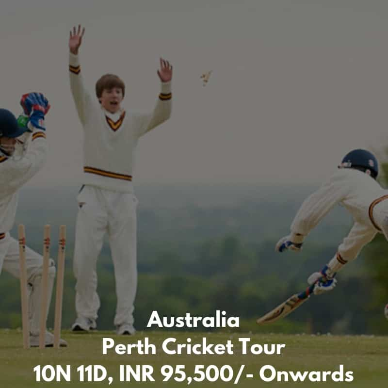 Australia- Perth Cricket Tour