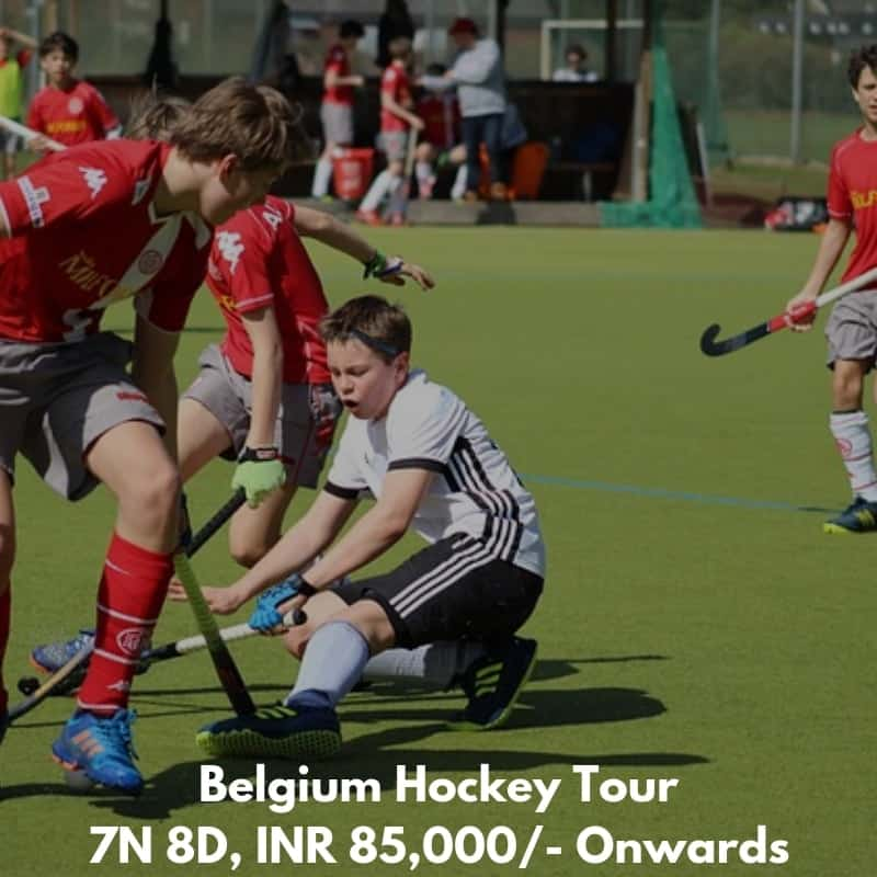 Belgium Hockey Tour