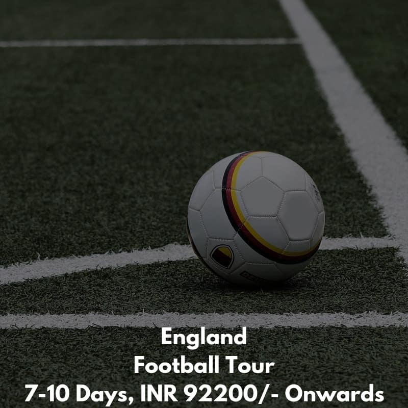 England Football Tour
