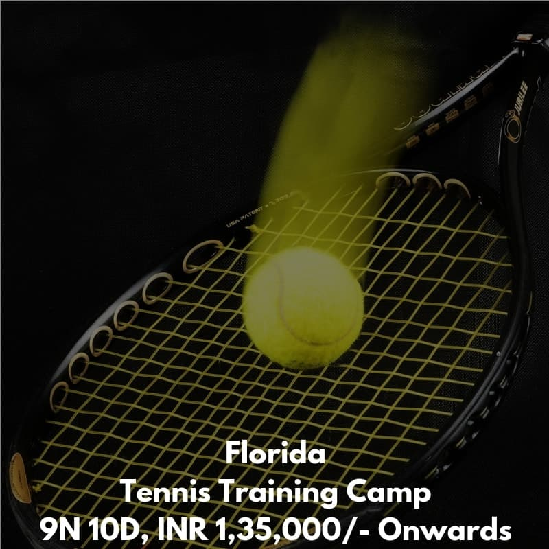 Florida Tennis Training Camp