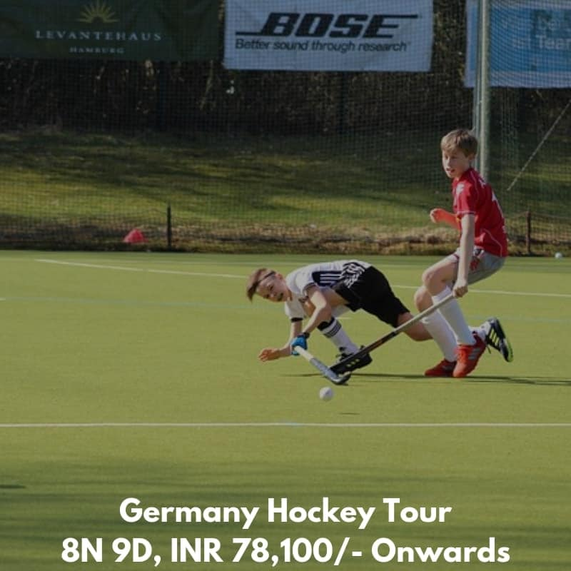 Germany Hockey Tour