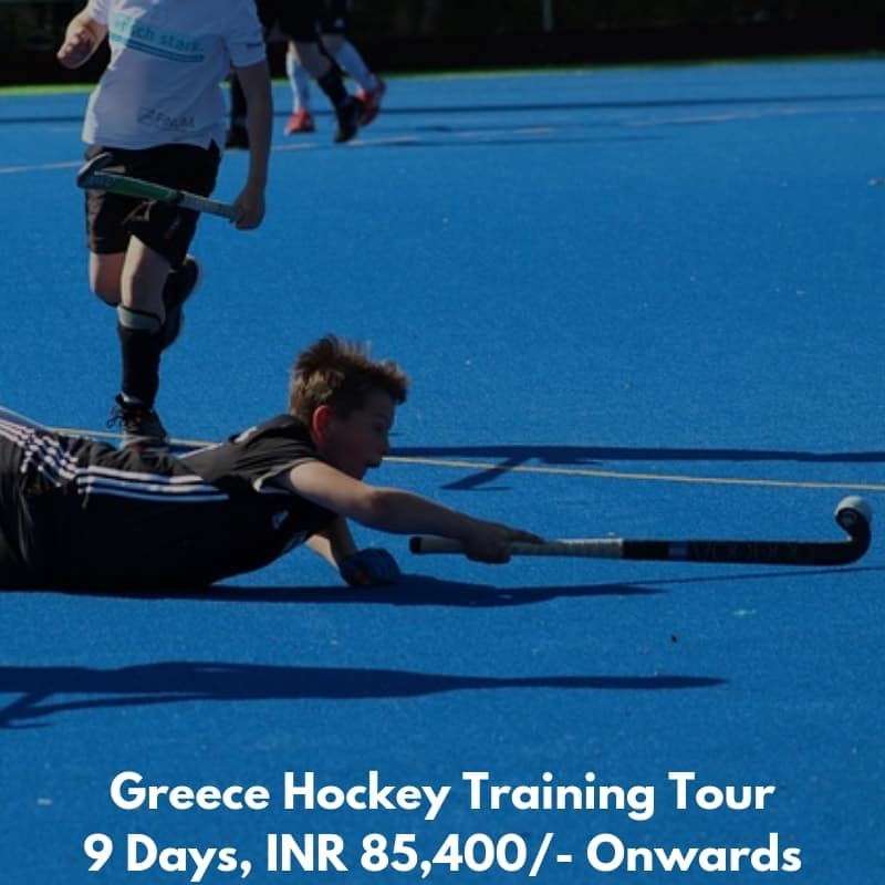 Greece Hockey Training Tour
