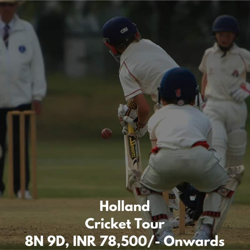 Holland Cricket Tour