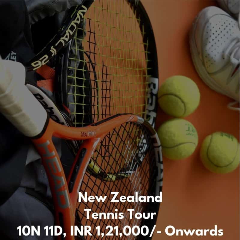 New Zealand Tennis Tour