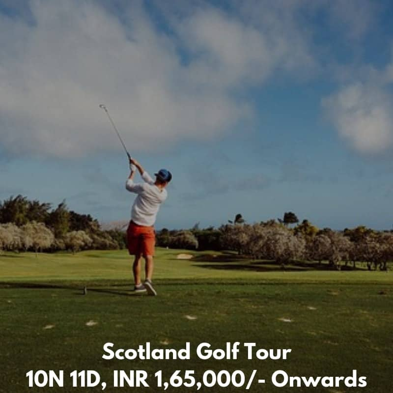 Scotland Golf Tour