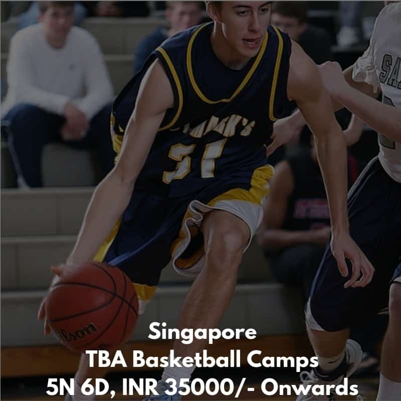 Singapore Basketball Camps