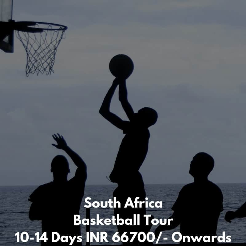 South Africa Basketball Tour