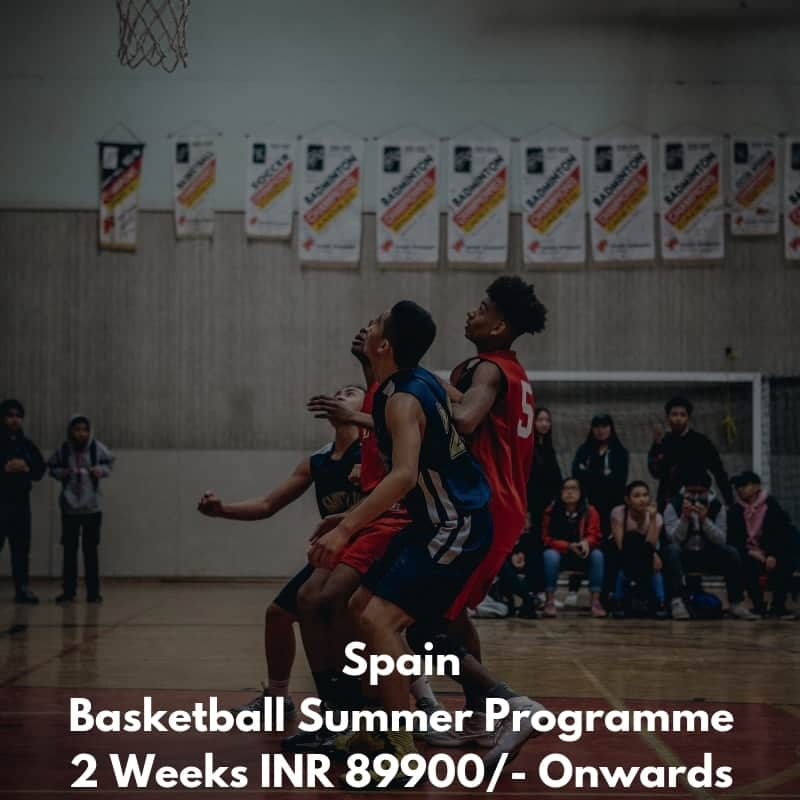 Spain Basketball Program