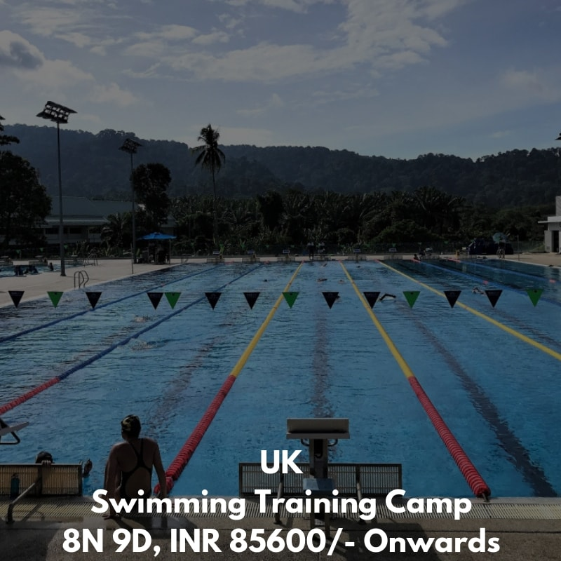 UK Swimming Training Camp