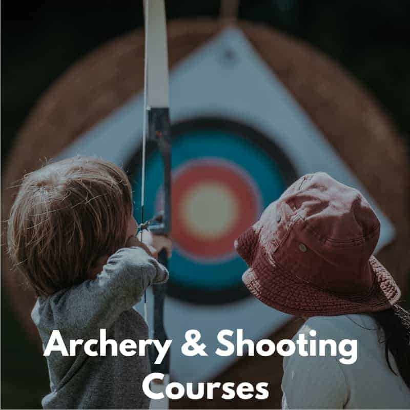 Archery & Shooting Courses