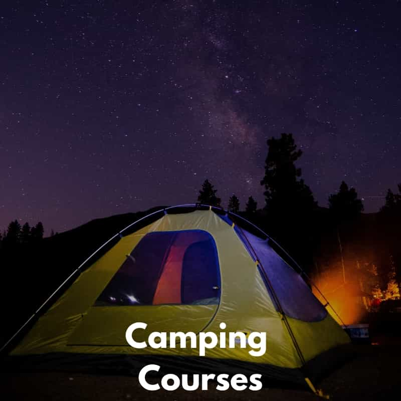 Camping Courses