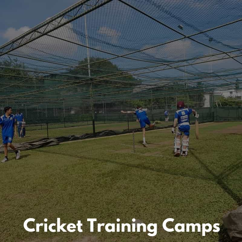 Cricket Trainings Camps