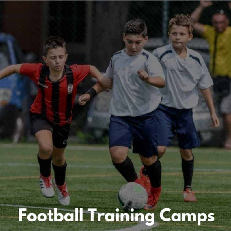 Football Training Camps