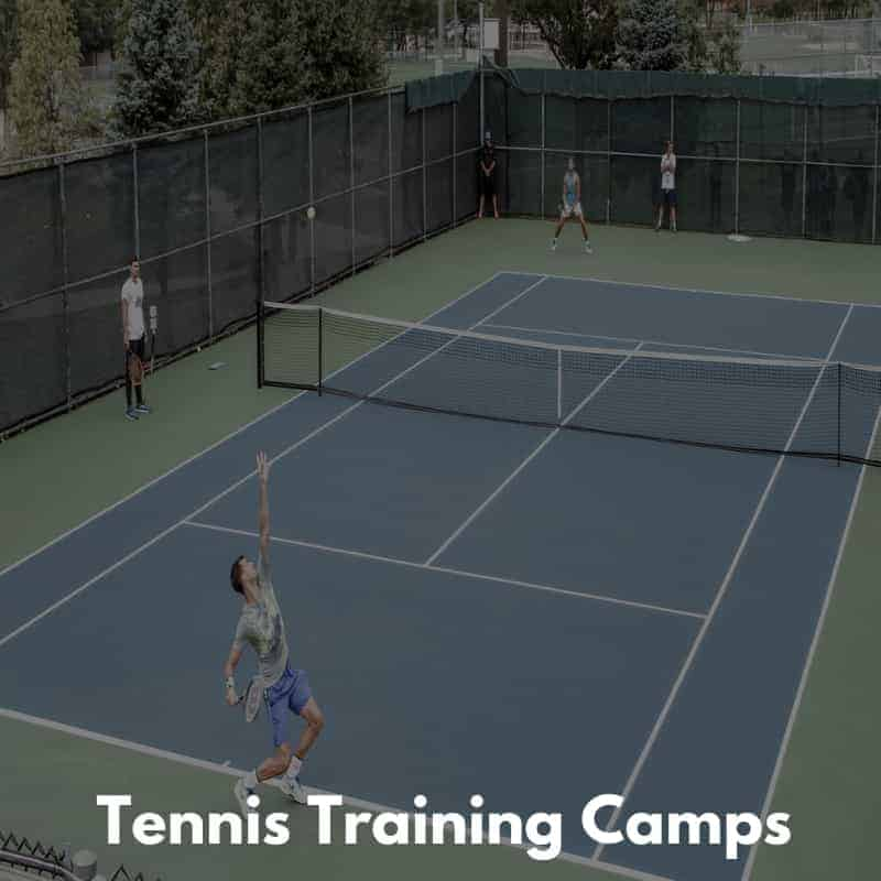 Tennis Trainings Camps