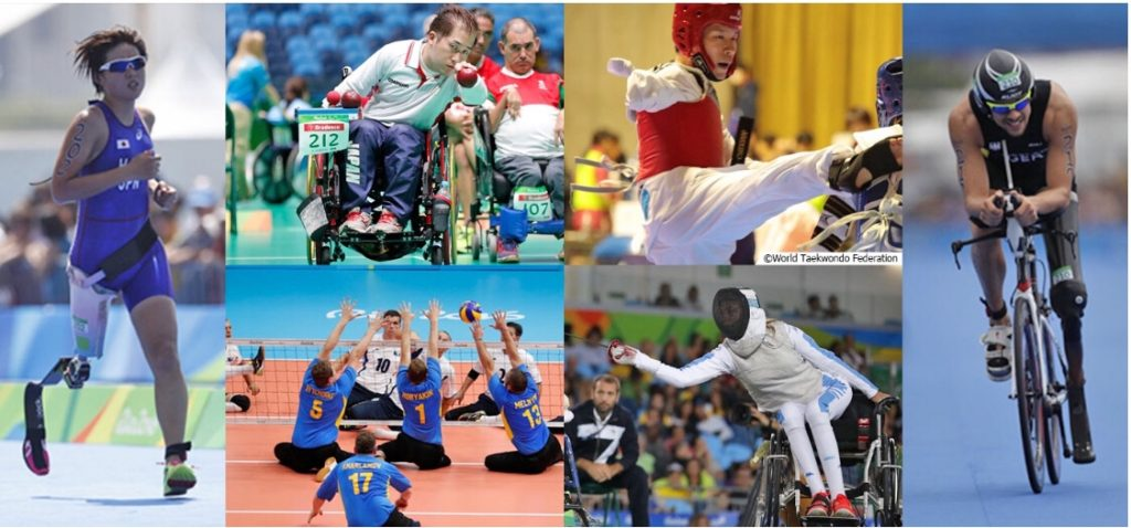 Paralympic-games